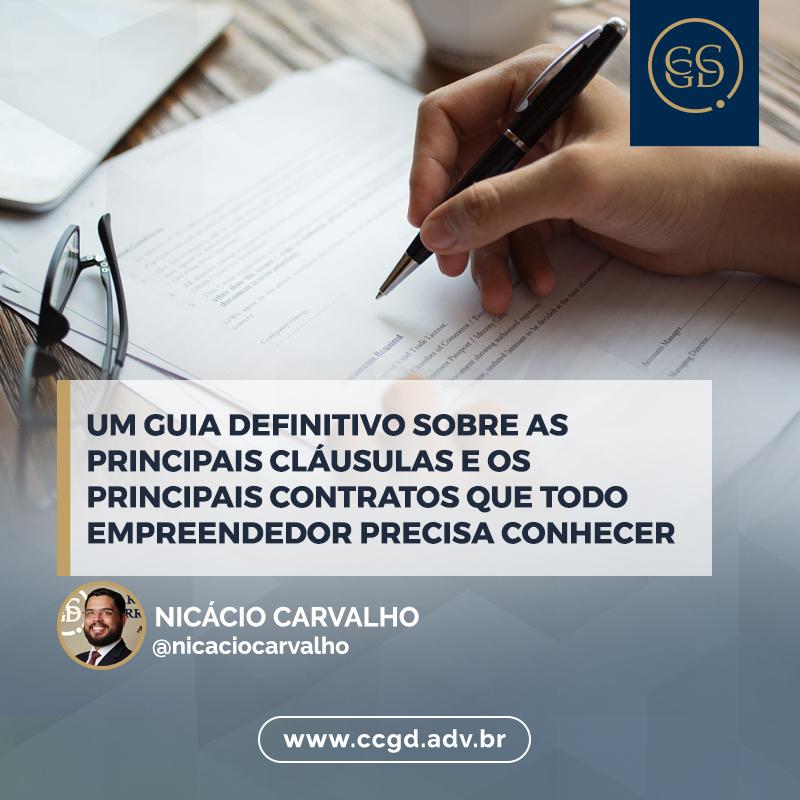 Guia Definitivo sobre contratos e suas cláusulas